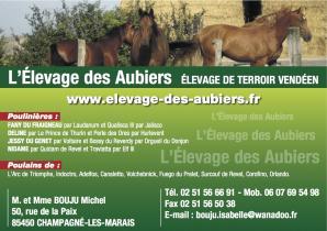 Elevage des Aubiers